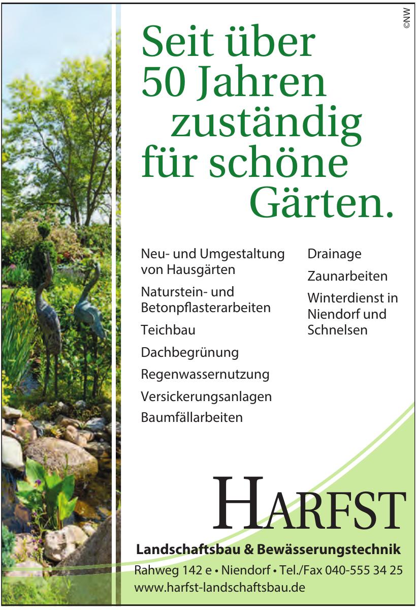 Harfst Landschaftsbau & Bewässerungstechnik