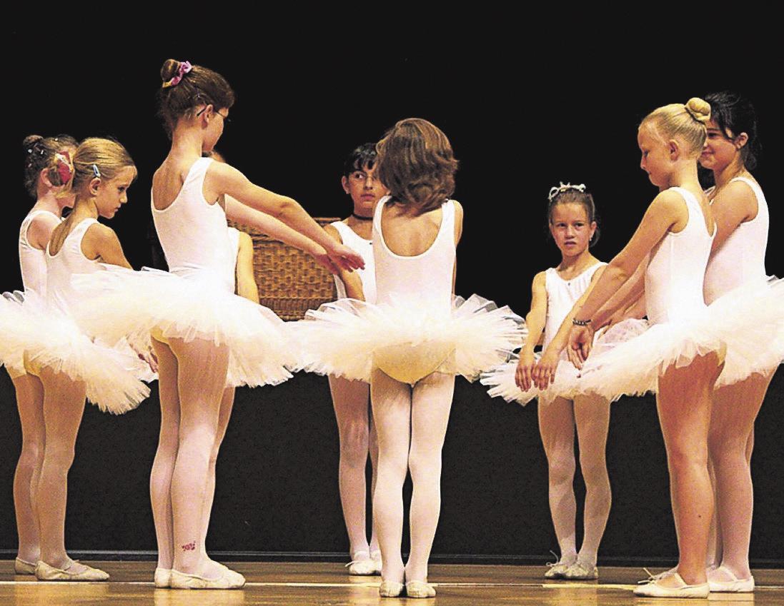 ballett  ein hobby für jung und alt  freizeit  ch medien