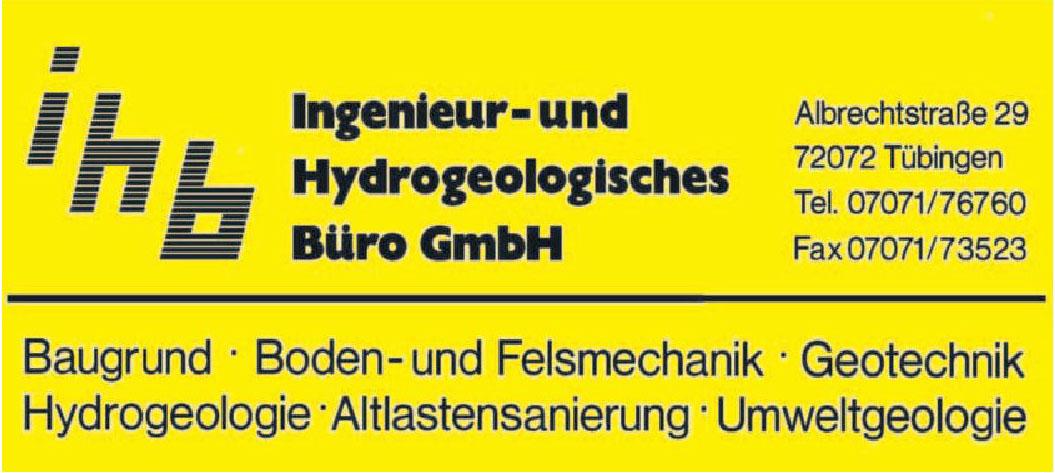 ihb Ingenieur- und Hydrogelogisches Büro GmbH