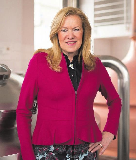 Ulrike Freund, Geschäftsführerin Gold Ochsen
