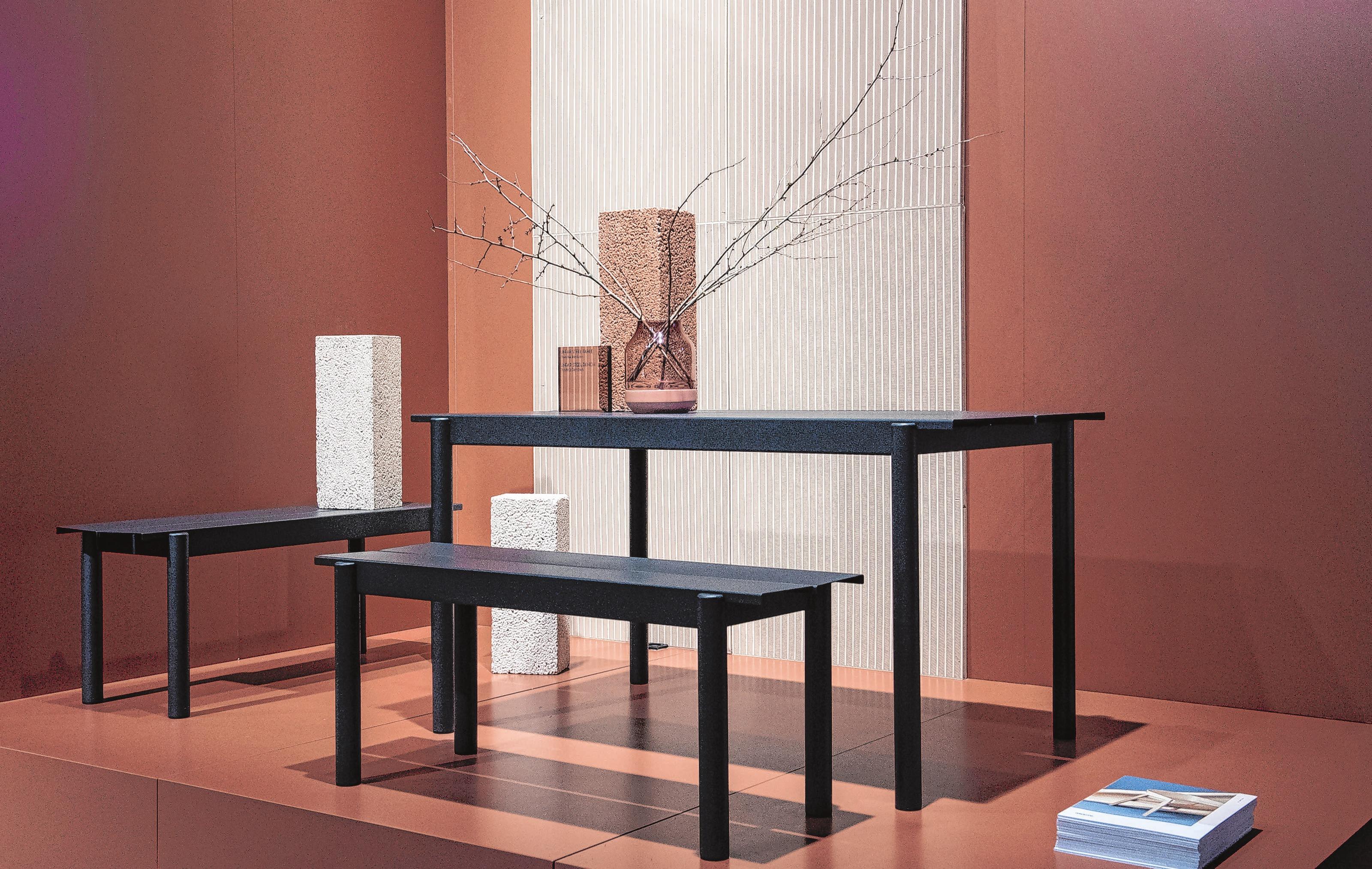 Trends f r oder spree kreis minimalismus im bauhaus jahr for Trend minimalismus