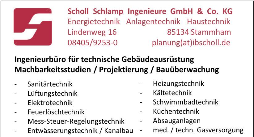 Scholl Schlamp Ingenieure GmbH & Co. KG