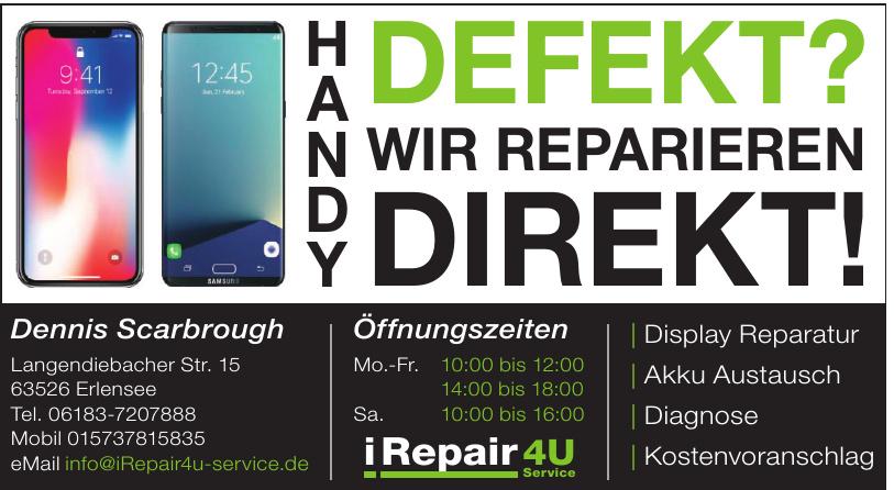 iRepair4U Service
