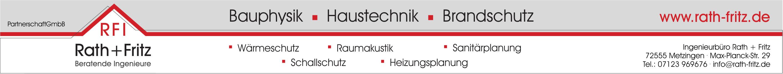 Ingenieurbüro Rath + Fritz