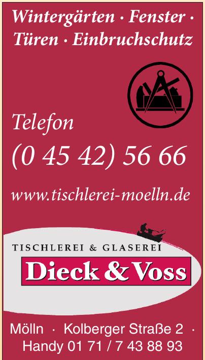 Tischlerei & Glaserei Dieck & Voss