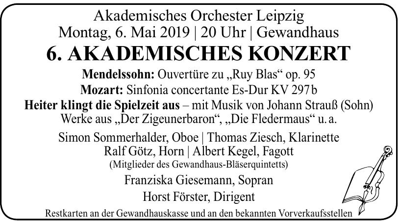 Akademisches Orchester Leipzig