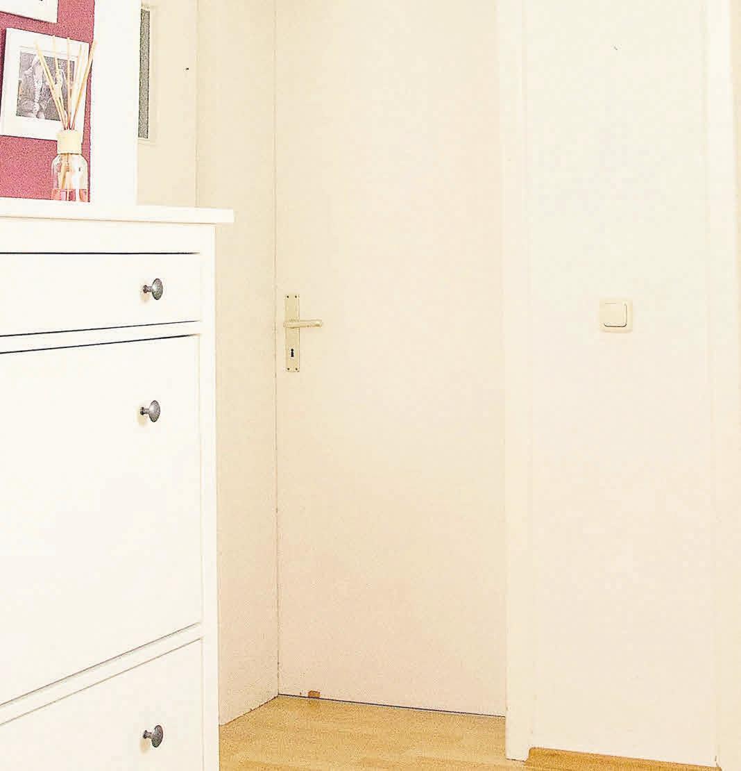 So bleibt es angenehm warm: Wer Türen in beheizten Räumen schließt, sorgt dafür, dass weniger Energie verloren geht. Foto: dpa-tmn