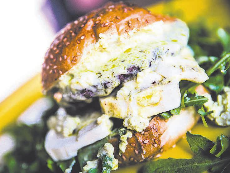 Leckere Burger dürfen beim Street Food Sunday natürlich nicht fehlen.