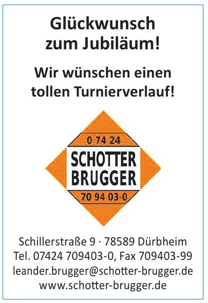 Schotter Brugger