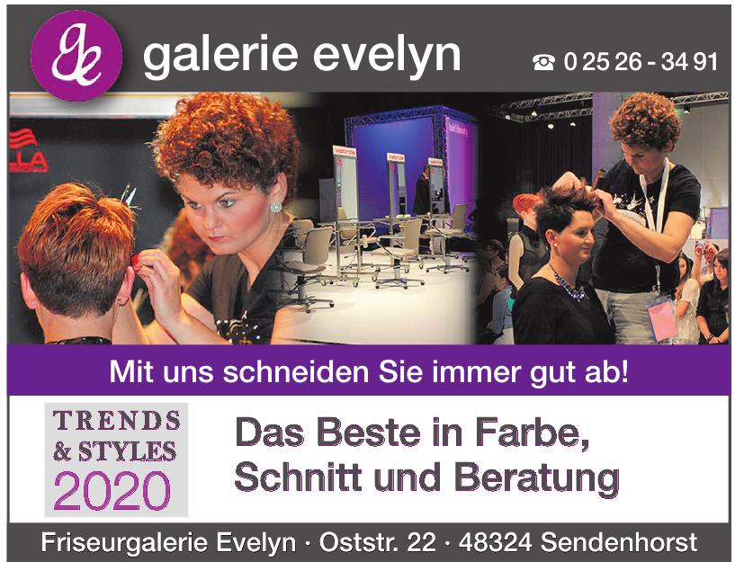 Friseurgalerie Evelyn