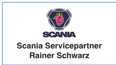 Scania Servicepartner Rainer Schwarz