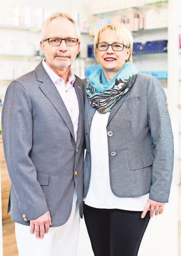 Thomas und Phädra Knop und ihr Team bieten in ihrem Kosmetik-Fachinstitut alles für ein optimiertes Erscheinungsbild