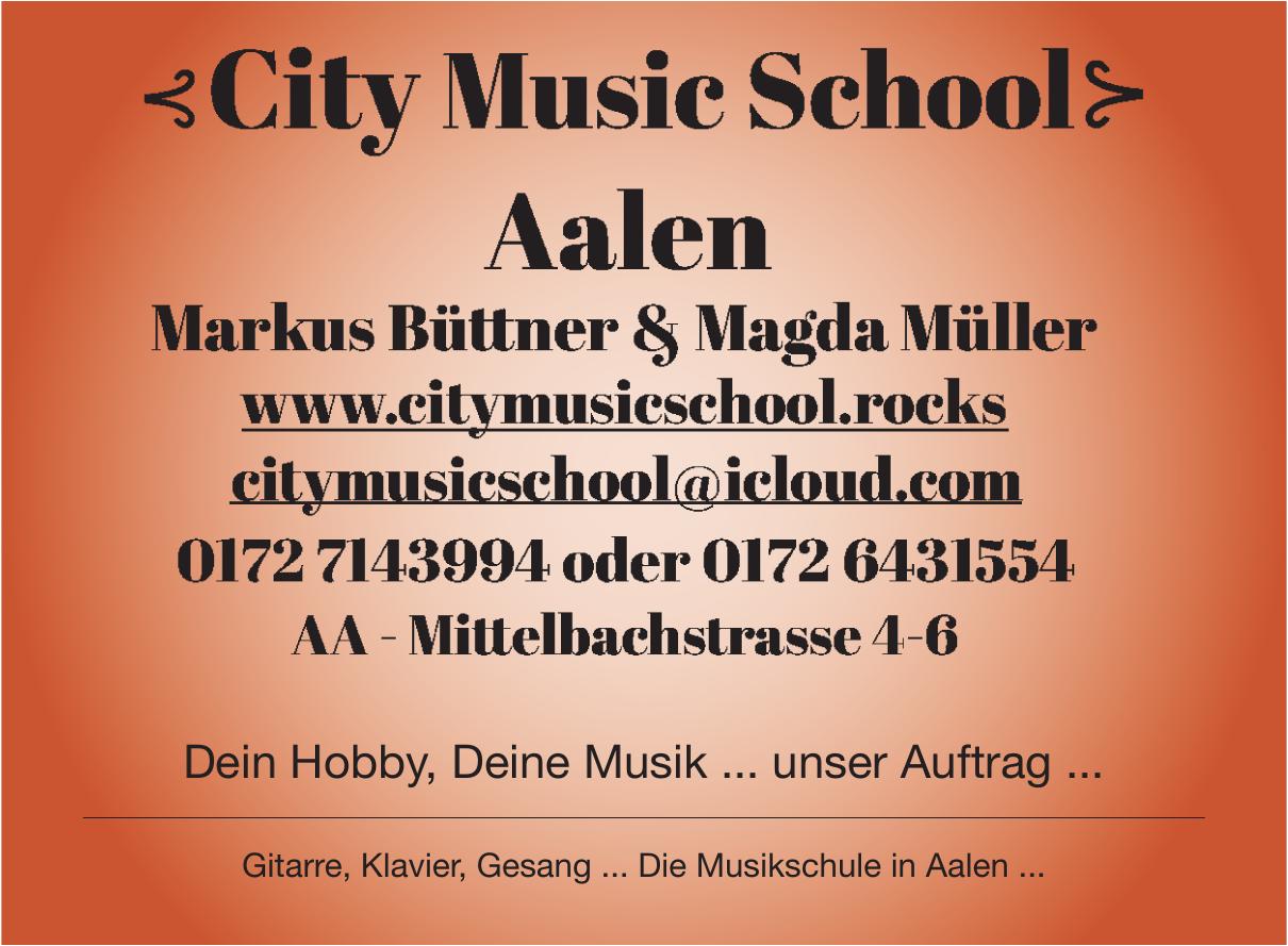 City Music School Aalen