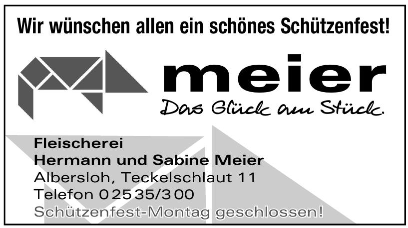 Fleischerei Hermann und Sabine Meier