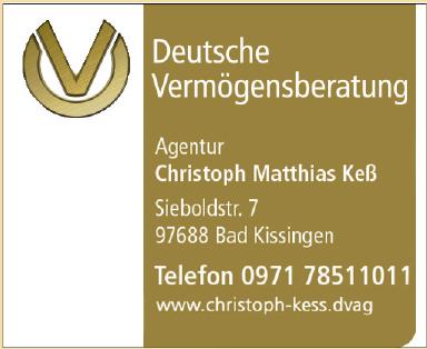 Deutsche Vermögensgberatung Christoph Keß