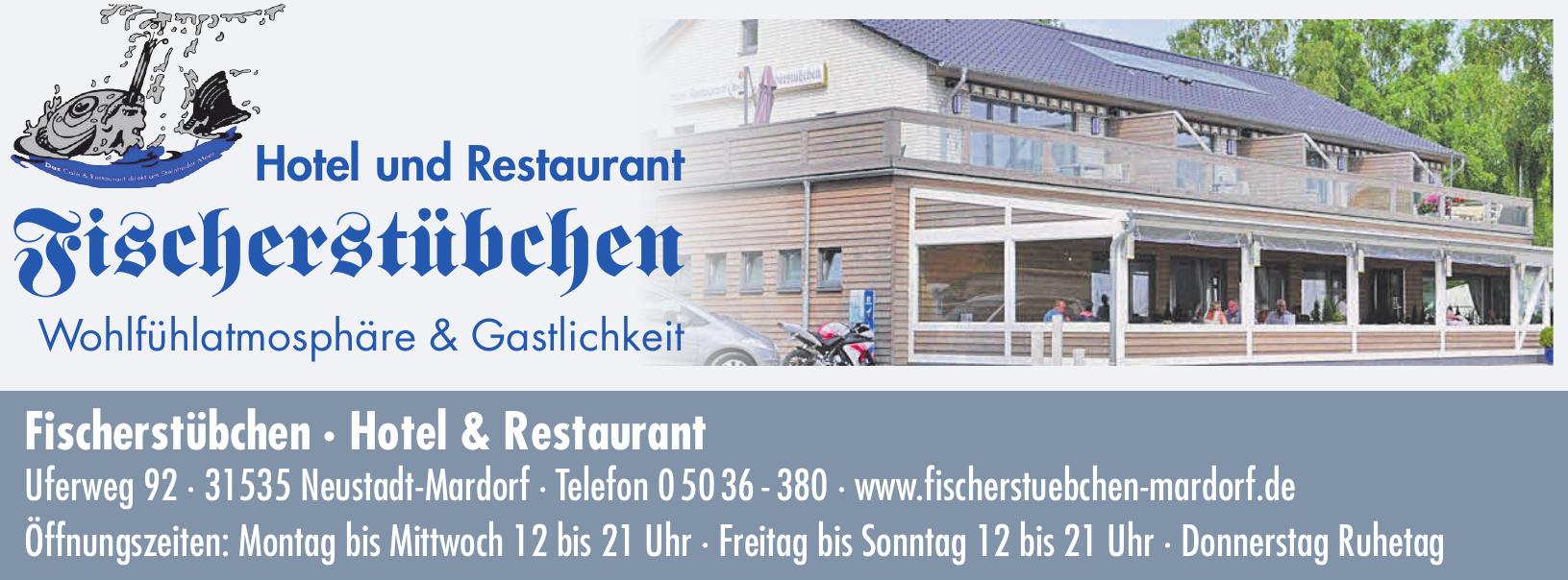 Hotel und Restaurant Fischerstübchen