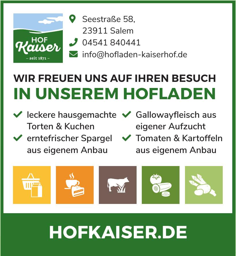 Hof Kaiser