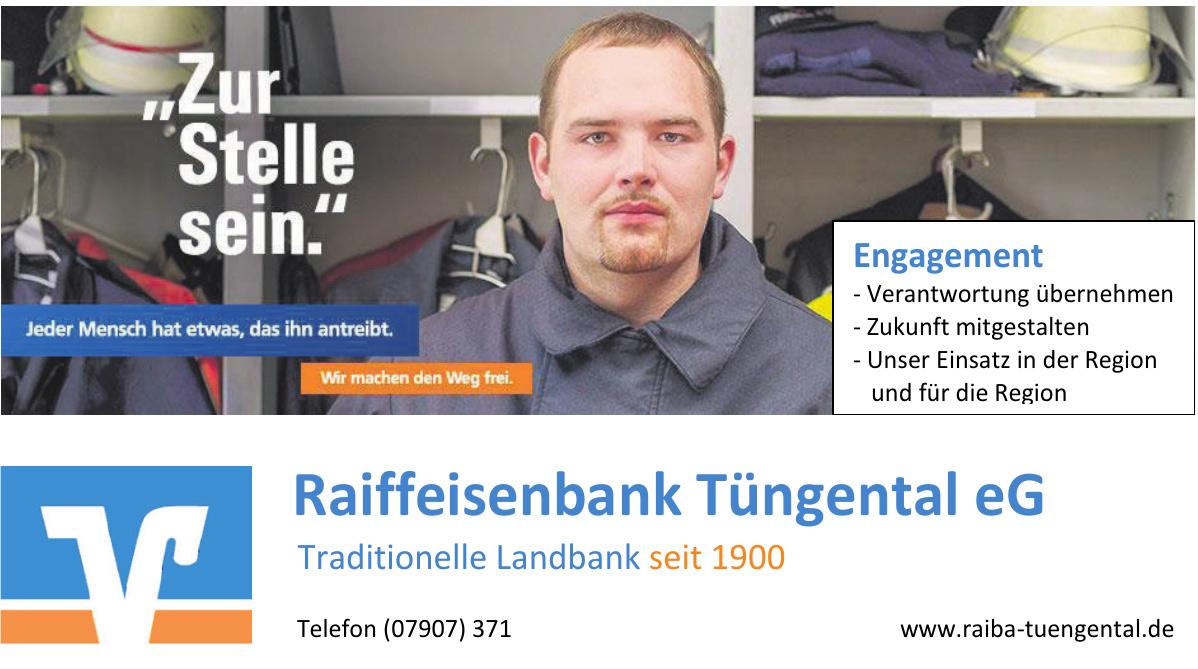 Raiffeisenbank Tüngental eG