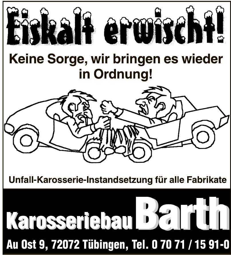 Karosserie Barth