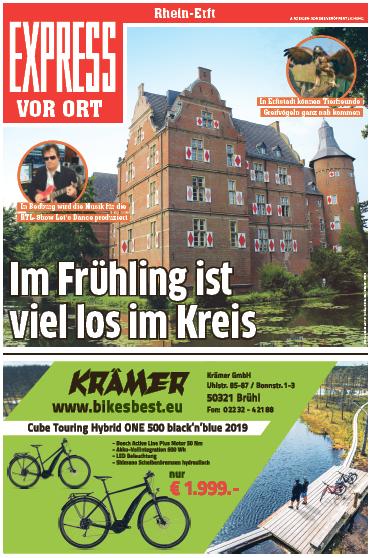 Express vor Ort: Rhein-Erft
