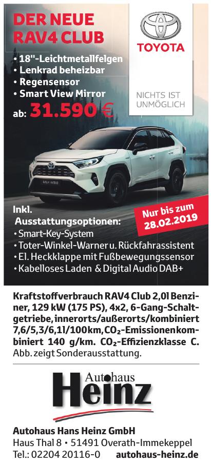 Autohaus Hans Heinz GmbH