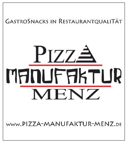 Pizza Manufaktur Menz