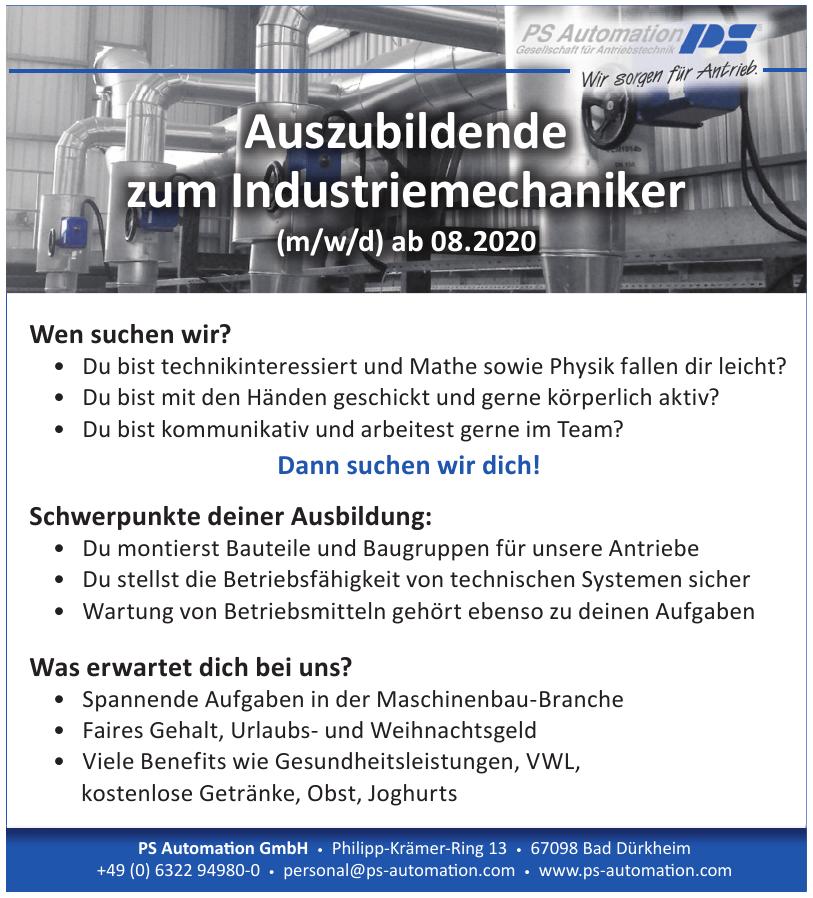 PS Automation GmbH