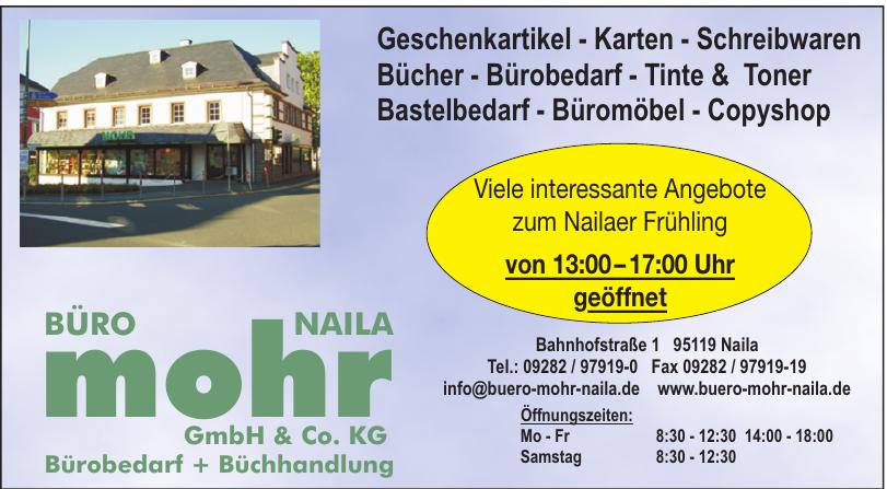 BÜRO-MOHR GmbH & Co.KG