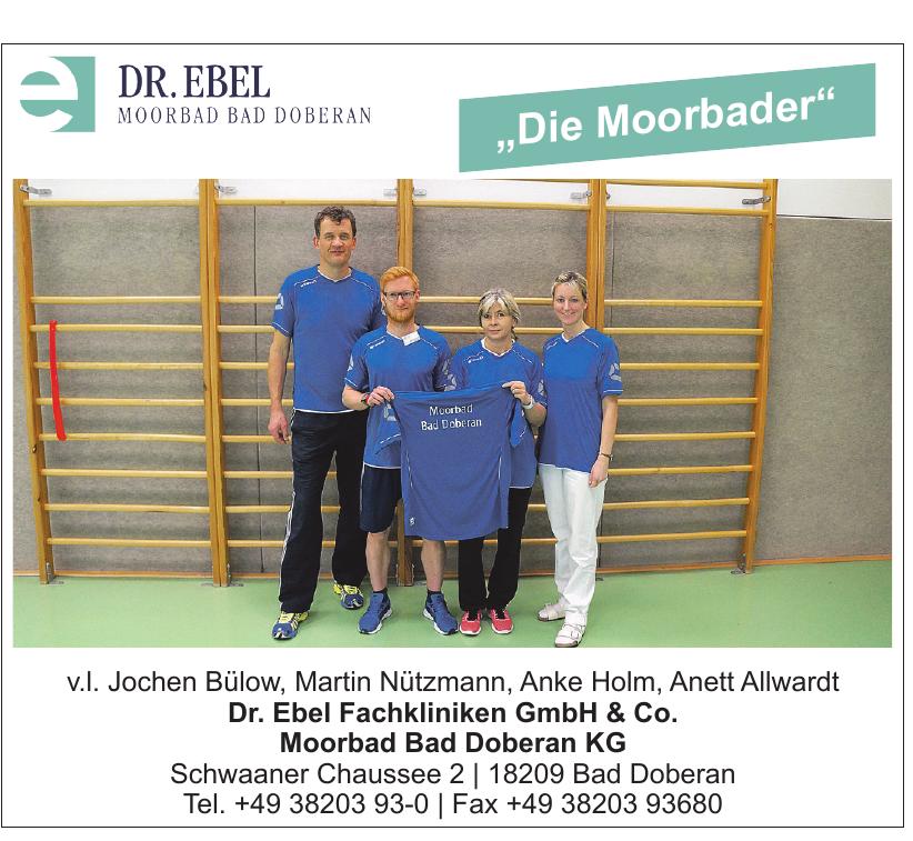 Dr. Ebel Fachkliniken GmbH & Co. Moorbad Bad Doberan KG