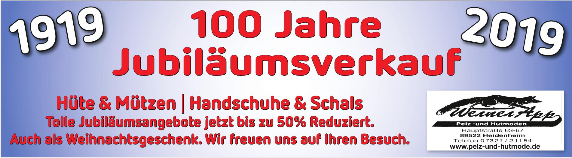 Werner App Pelz- und Hutmoden