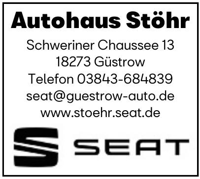 Autohaus Stöhr