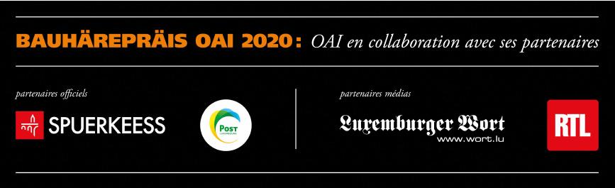 Bauhärepräis OAI 2020
