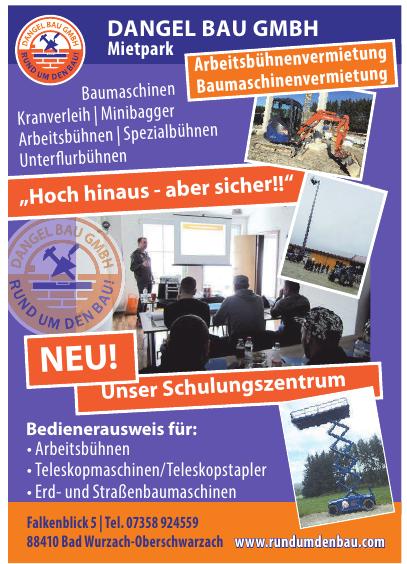 Dangel Bau GmbH