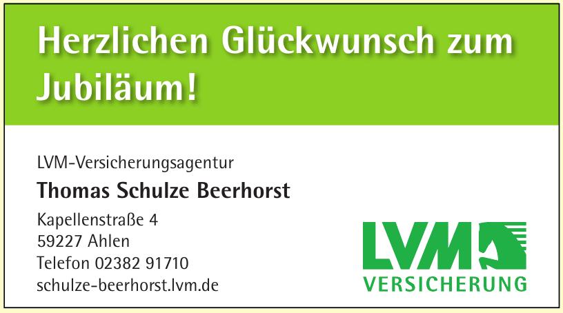 LVM-Versicherungsagentur Thomas Schulze Beerhorst