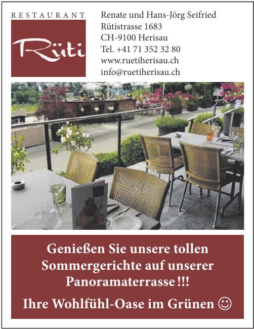Restaurant Rüti