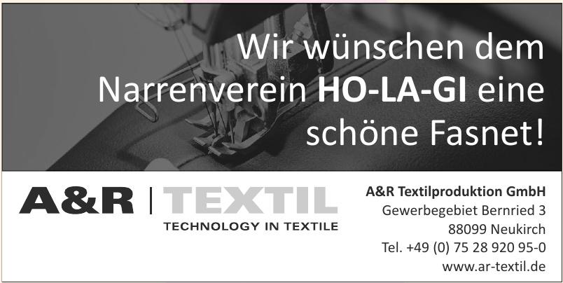 A&R Textilproduktion GmbH