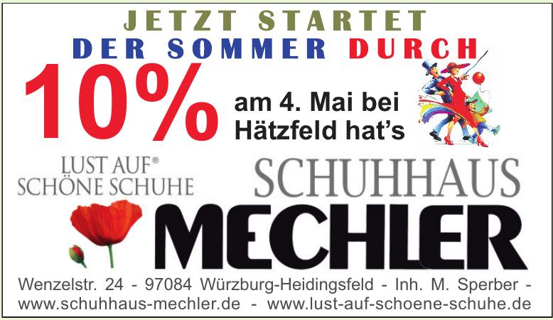 Schuhhaus Mechler