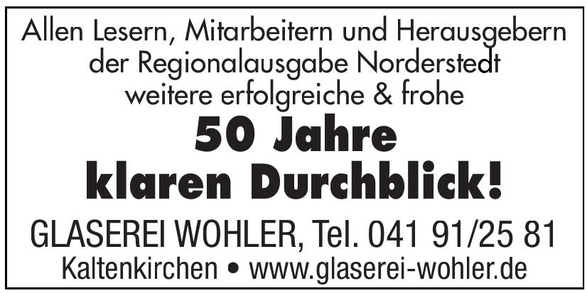 Glaserei Wohler