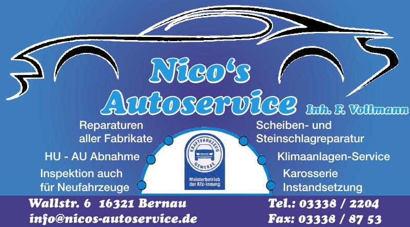 Nico's Autoservice