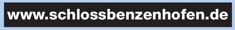 Schloss Benzenhofen