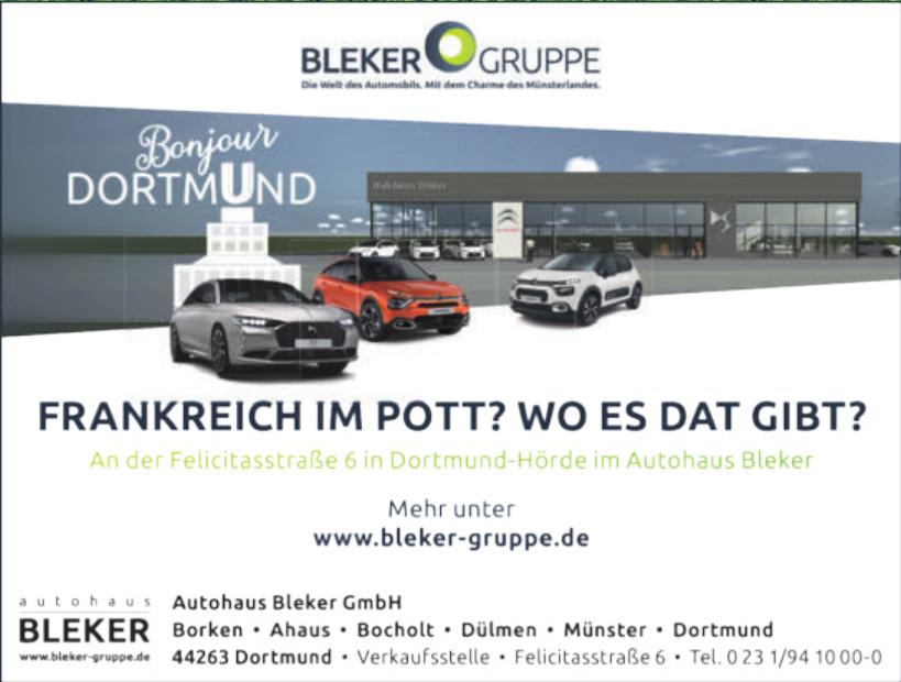 Autohaus Bleker GmbH