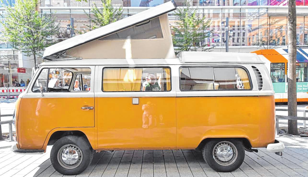 Besondere Schätze von Volkswagen präsentiert der VW-Club Rhein Neckar auch in diesem Jahr. BILD: KEIPER