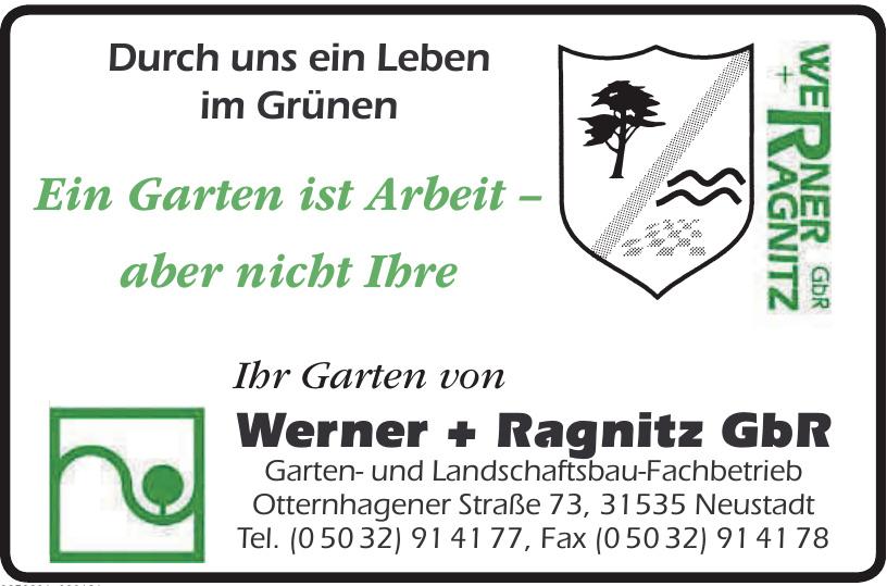 Werner + Ragnitz GbR Garten- und Landschaftsbau-Fachbetrieb