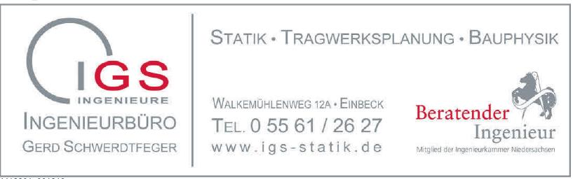 IGS Ingenieure - Ingenieurbüro Gerd Schwerdtfeger