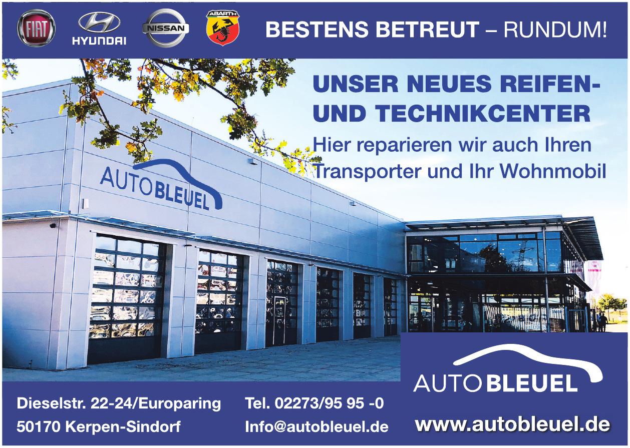 Autohaus Bleuel GmbH