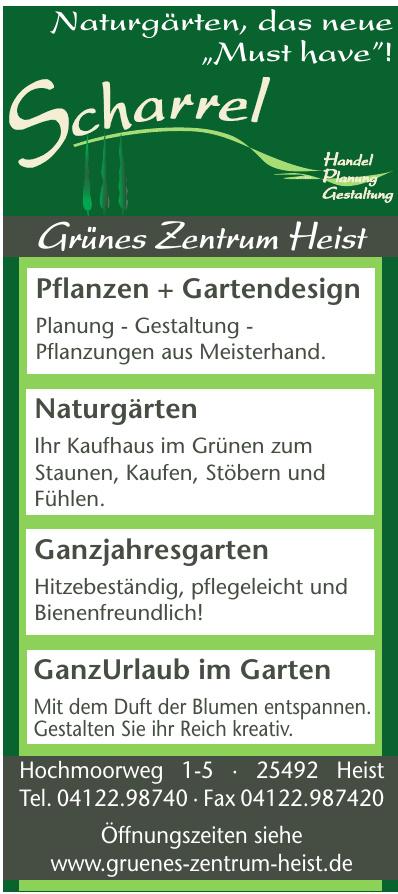 Grünes Zentrum Heist