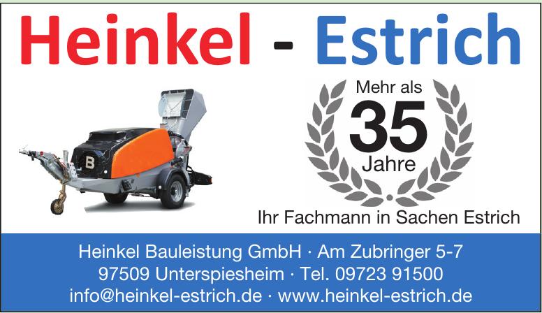 Heinkel Bauleistung GmbH