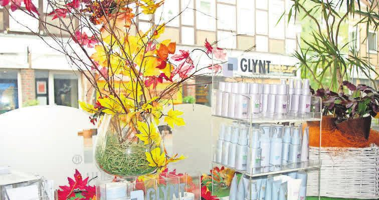 Die Produkte der Firma Glynt sind auf pflanzlicher Basis hergestellt und pflegen schonend.