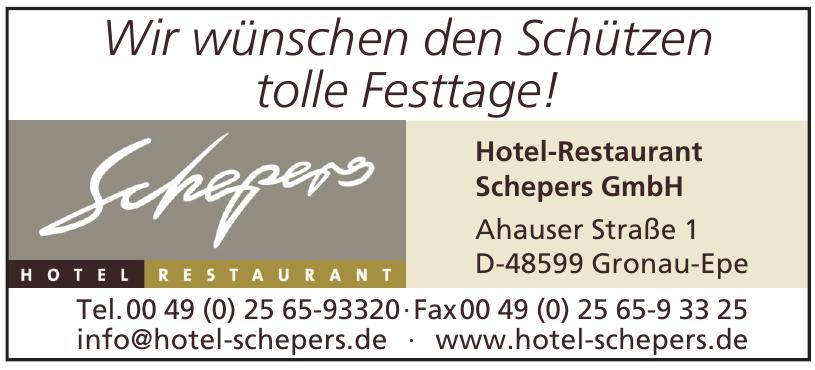 Hotel-Restaurant Schepers GmbH