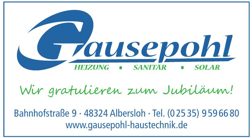 Gausepohl Haustechnik